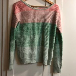 Pins and Needles Multi-color Sweater